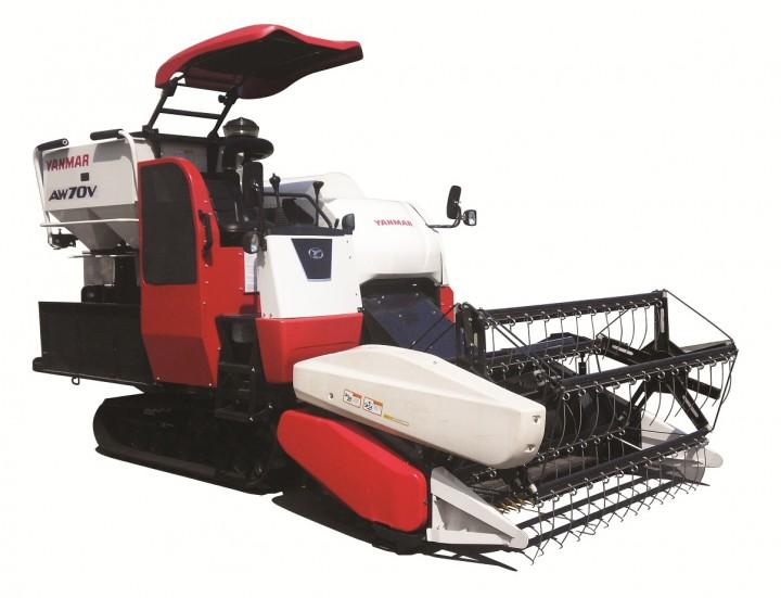 Combine Harvester AW 82