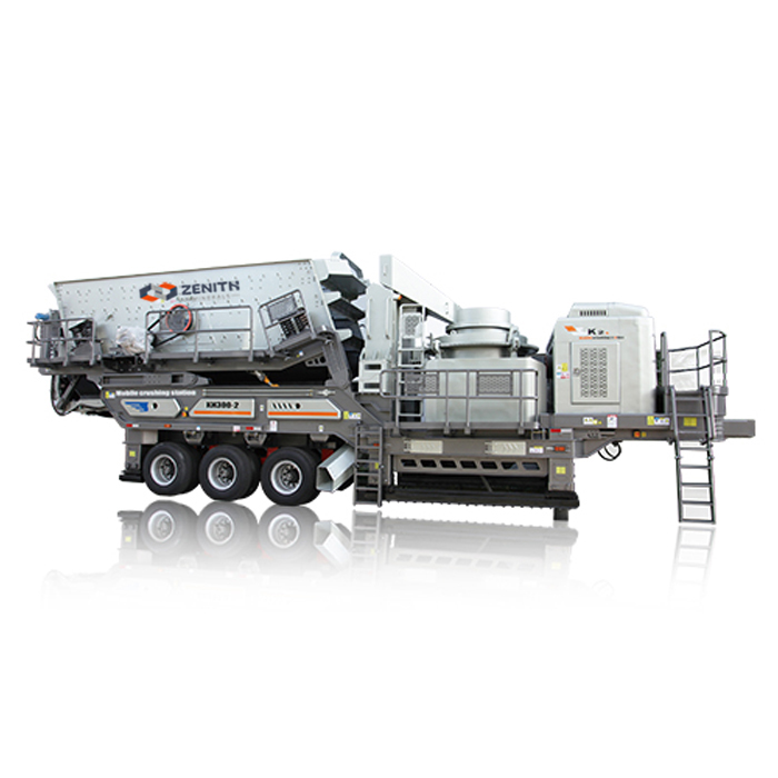 MOBILE CRUSHER 250TPH