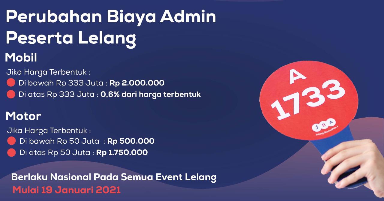 Berita Dan Promo Lelang Mobil Dan Motor | PT JBA Indonesia