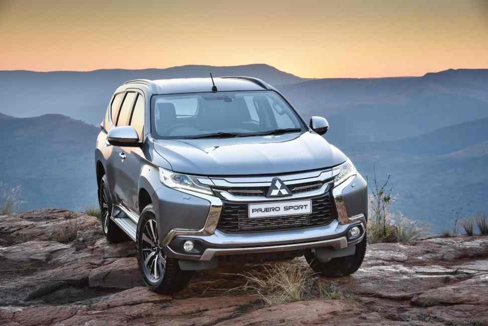 News picture Not Ultimate, this is the most popular variant of Pajero Sport in Indonesia.