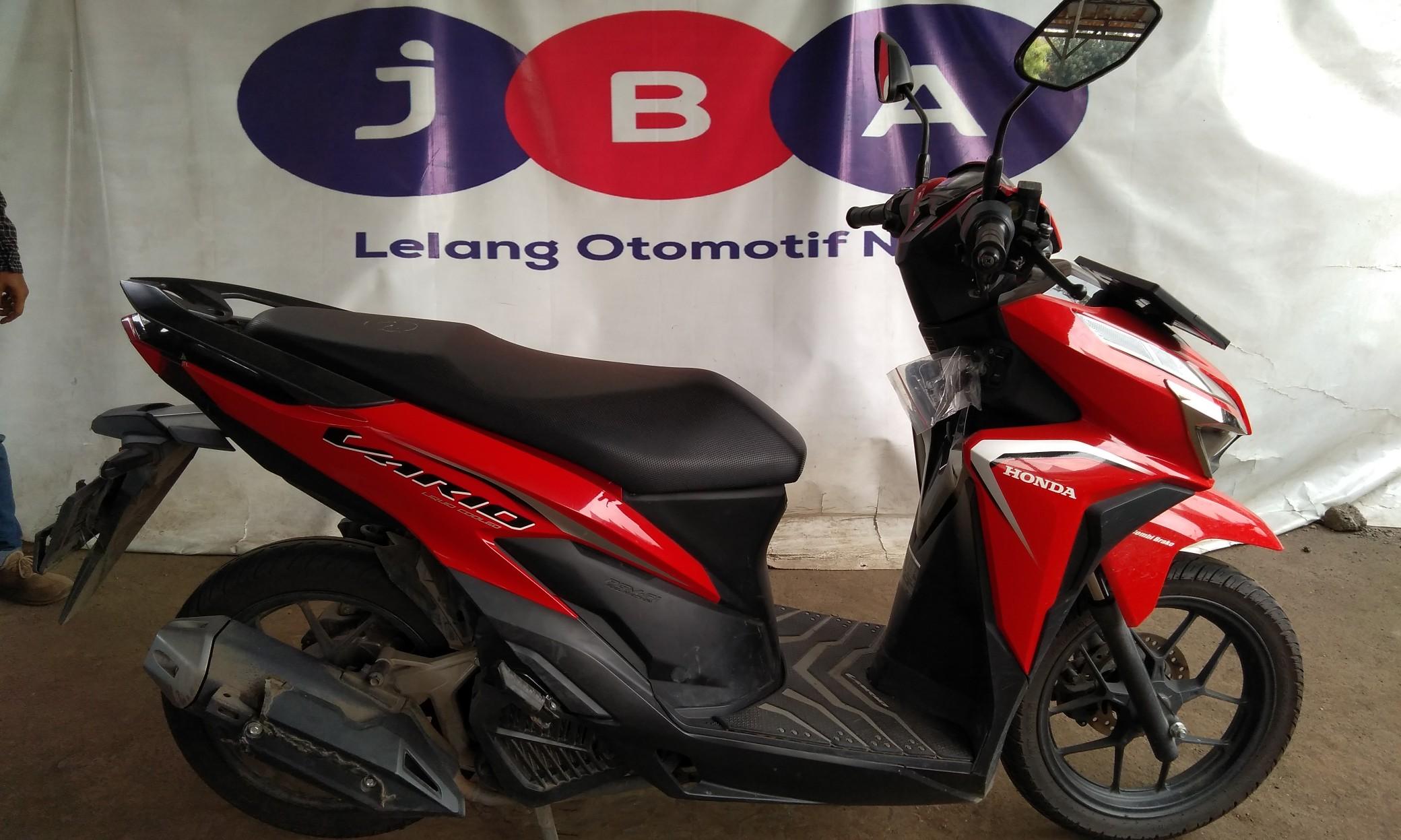 honda vario 125 esp cbs bike detail auction pt jba indonesia jba